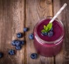 Spinach Blueberry Smoothie