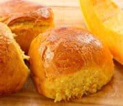 Flaky Pumpkin Cinnamon Rolls