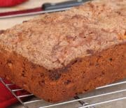 Apple Cinnamon Nut Bread